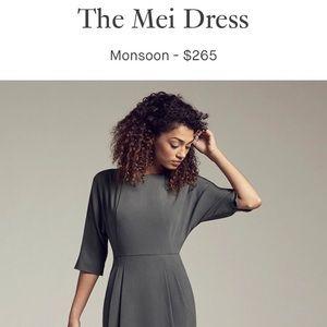 MM LaFleur Mei dress in Monsoon